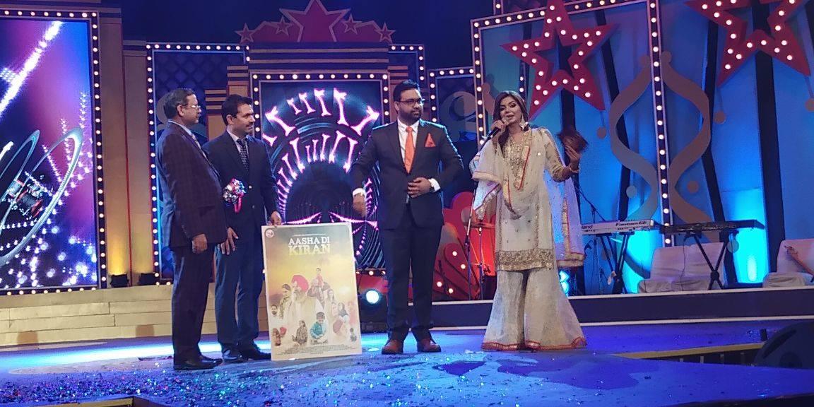 """AASHA DI KIRAN"" song launch by PTC Punjabi on 23 February 2018..."