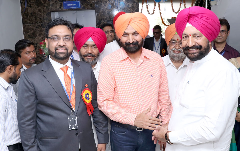 Opening Ceremony by Mr. Balvir Singh Sidhu Health Minister of Punjab...
