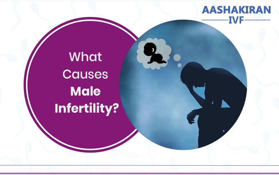 Causes of Male Infertility ?