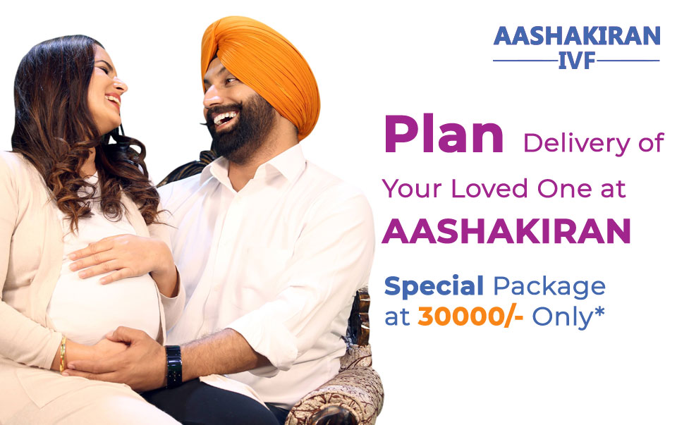 Plan Your Delivery with AASHAKIRAN at 30K Only /-
